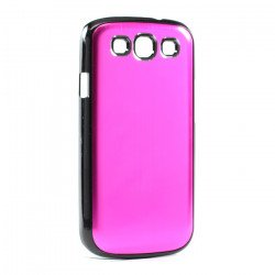 Samsung Galaxy S3 / i9300 Aluminum Case (Hot Pink)