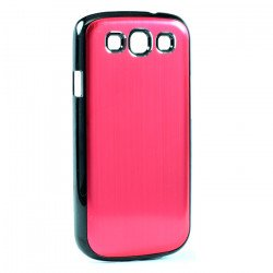 Samsung Galaxy S3 / i9300 Aluminum Case (Red)