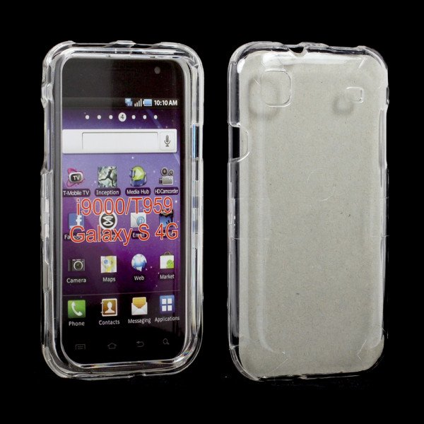 Wholesale Samsung Galaxy S 4G T959 Hard Protector Case (Clear)