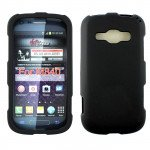 Wholesale Galaxy Prevail 2 M840 Hard Protector Case (Black)