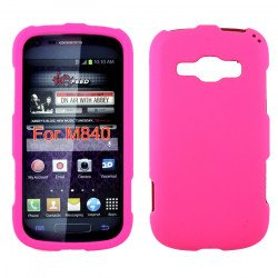 Galaxy Prevail 2 M840 Hard Protector Case (Hot Pink)