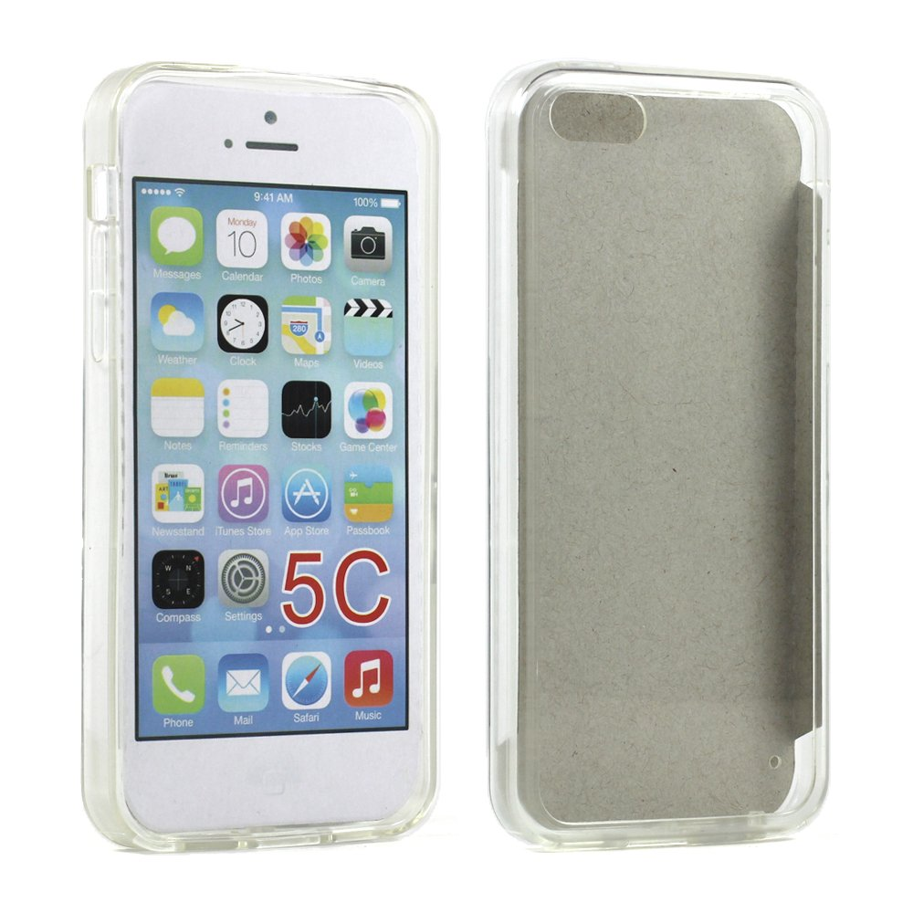 Wholesale Apple iPhone 5C Crystal Clear Hybrid Case (Clear ...