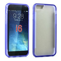 Apple iPhone 6 Gummy Hybrid Case (Purple)
