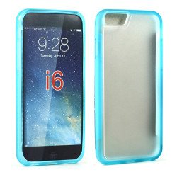 Apple iPhone 6 Gummy Hybrid Case (Blue)