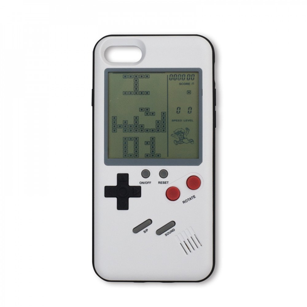 Wholesale iPhone 8 Plus / 7 Plus Retro Tetris Classic Gaming Console