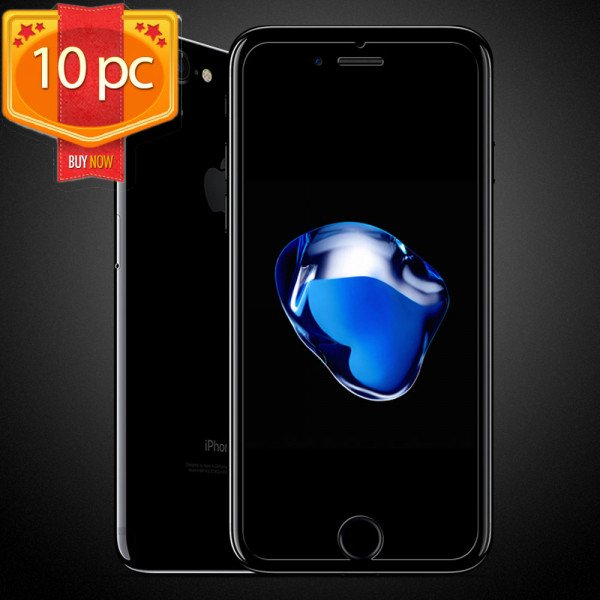 Wholesale iPhone 8 Plus / 7 Plus / 6S Plus / 6 Plus Tempered Glass Screen Protector 10pc (Clear)