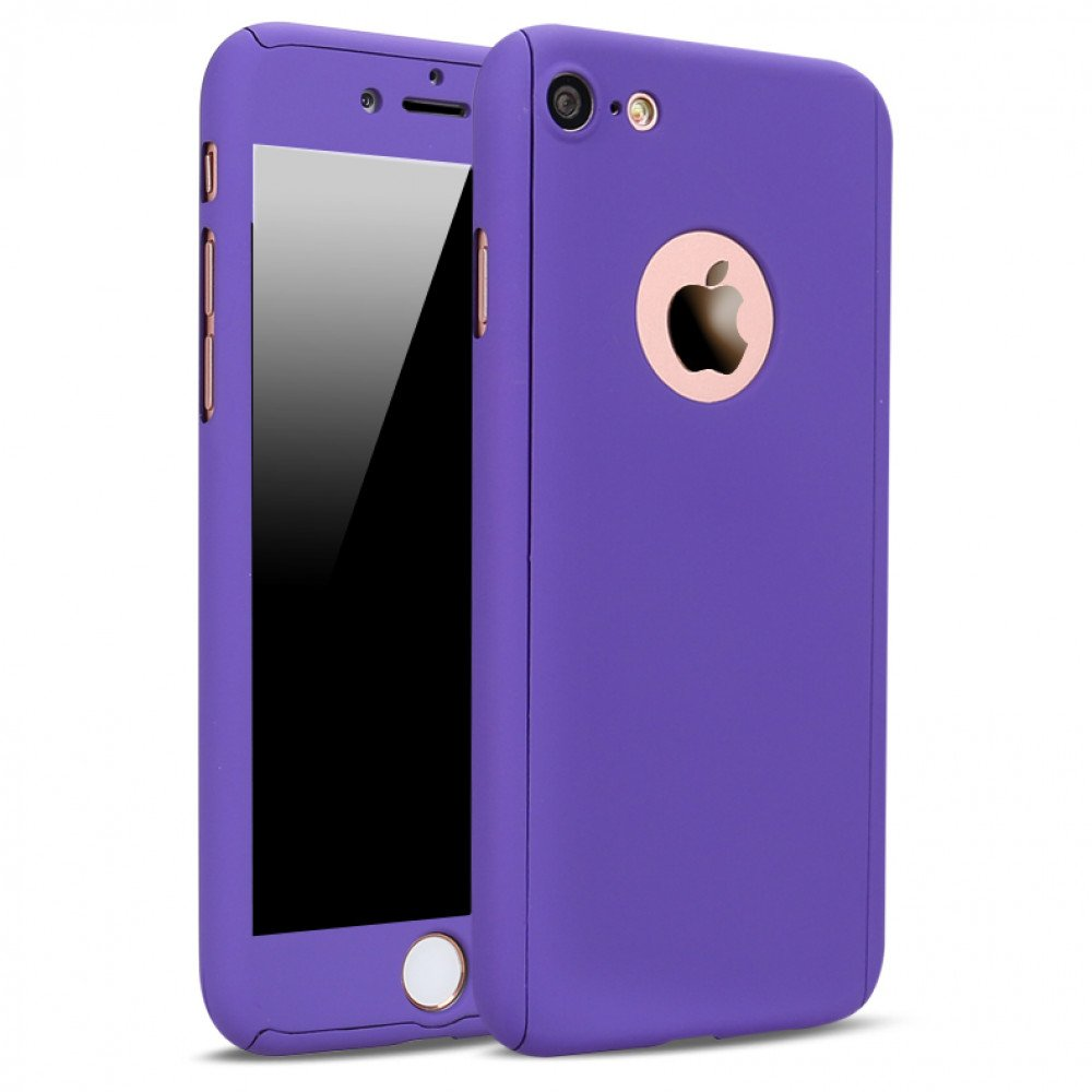 Wholesale Iphone 7 Plus Full Cover Hybrid Case With