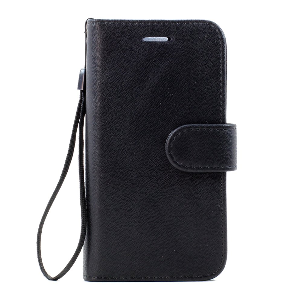 wholesale iphone 7 folio flip leather wallet case with. Black Bedroom Furniture Sets. Home Design Ideas