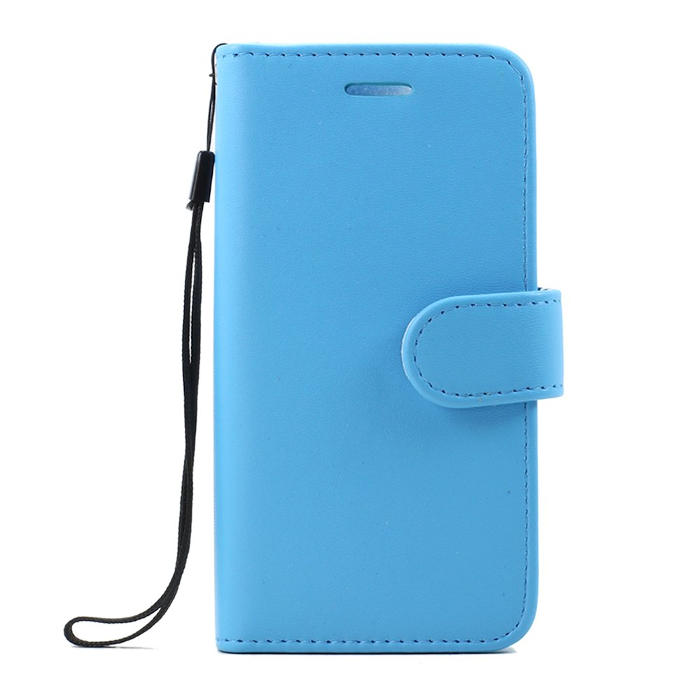 Wholesale Iphone 7 Folio Flip Leather Wallet Case With