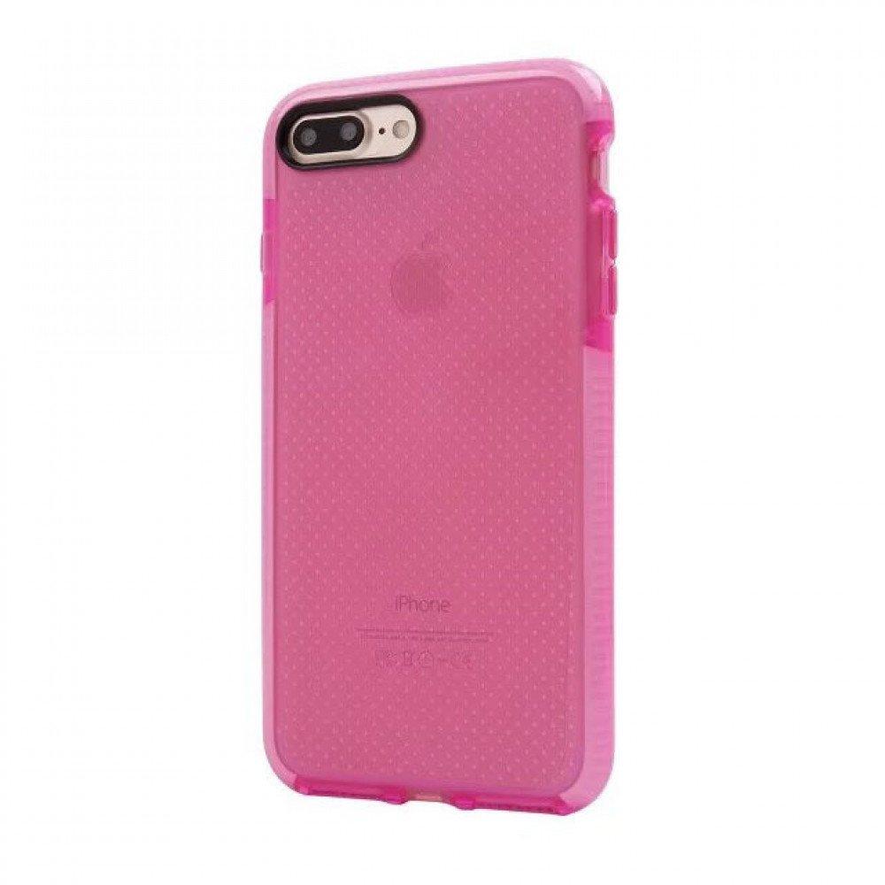 wholesale iphone 7 mesh hybrid case hot pink. Black Bedroom Furniture Sets. Home Design Ideas