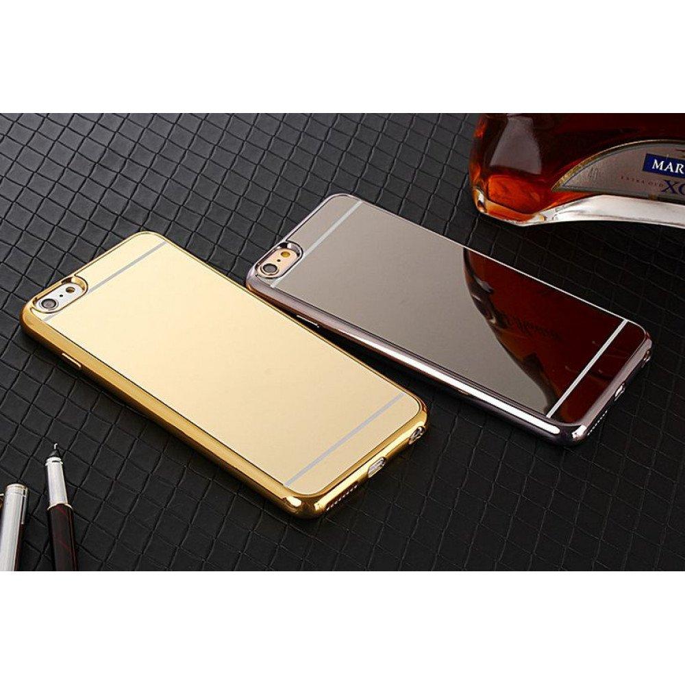 Wholesale Iphone 7 Plus Mirror Shiny Hybrid Case