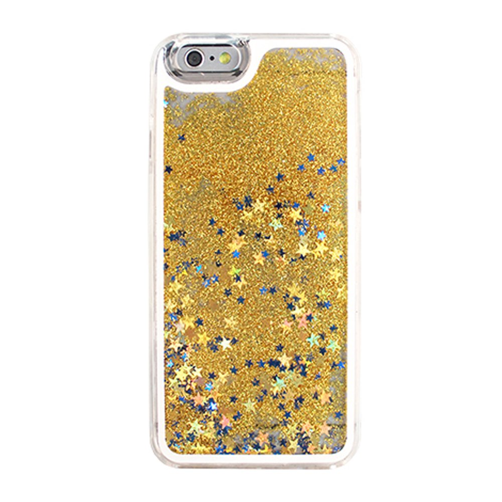 Wholesale Iphone 7 Plus Liquid Glitter Shake Star Dust