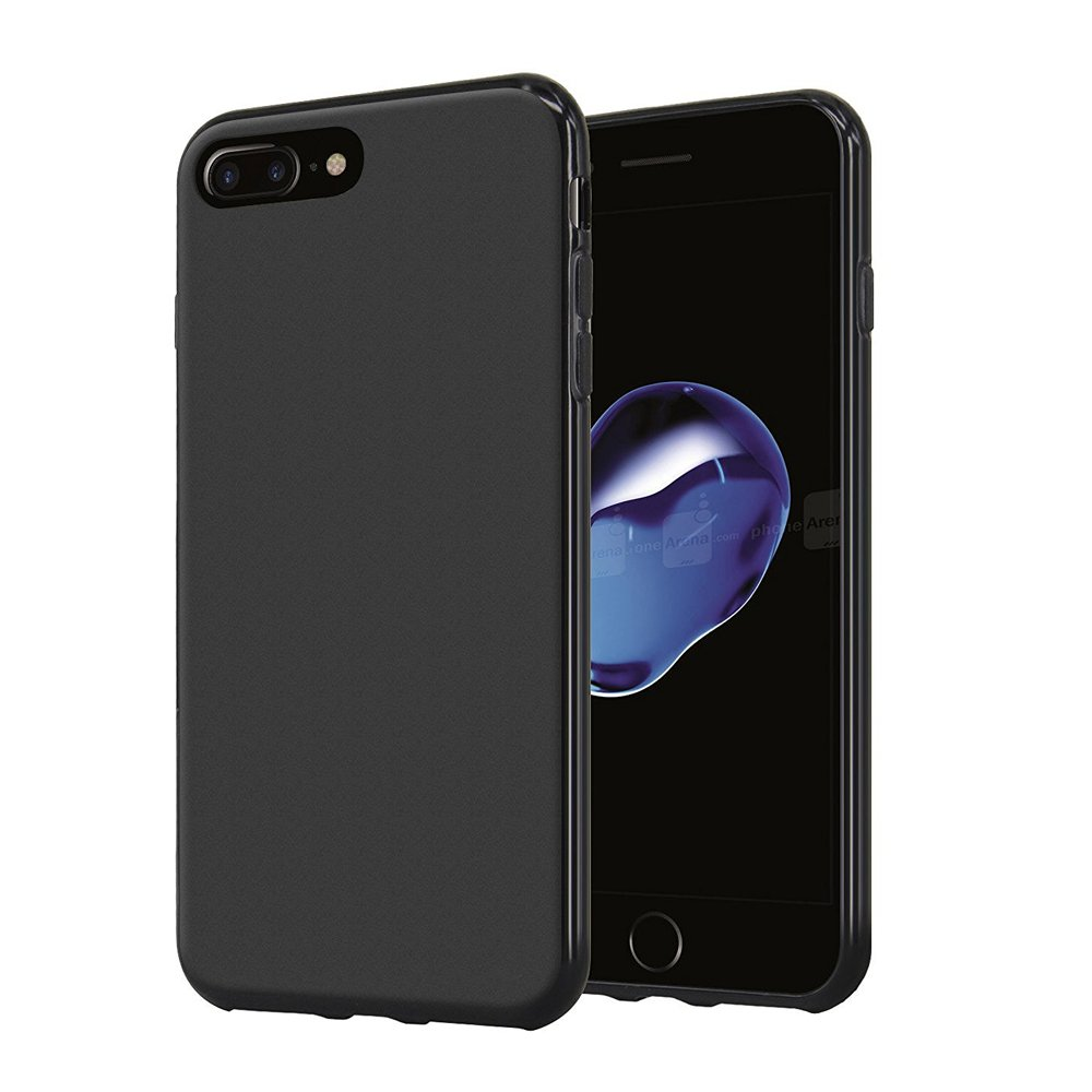 Wholesale Iphone 7 Tpu Soft Case Case Black