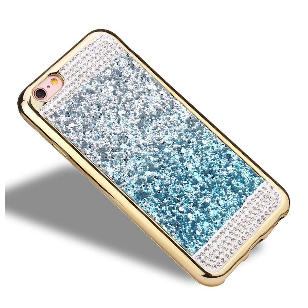 new styles 361af c8419 Wholesale iPhone 7 Plus Diamond Glitter Case (Purple)