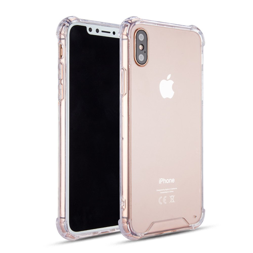 Wholesale Iphone Ten Crystal Clear Transparent Case