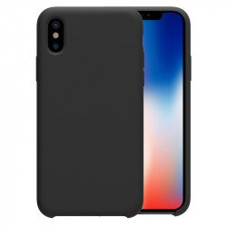 iPhone Xs / X (Ten) Pro Silicone Hard Case (Black)