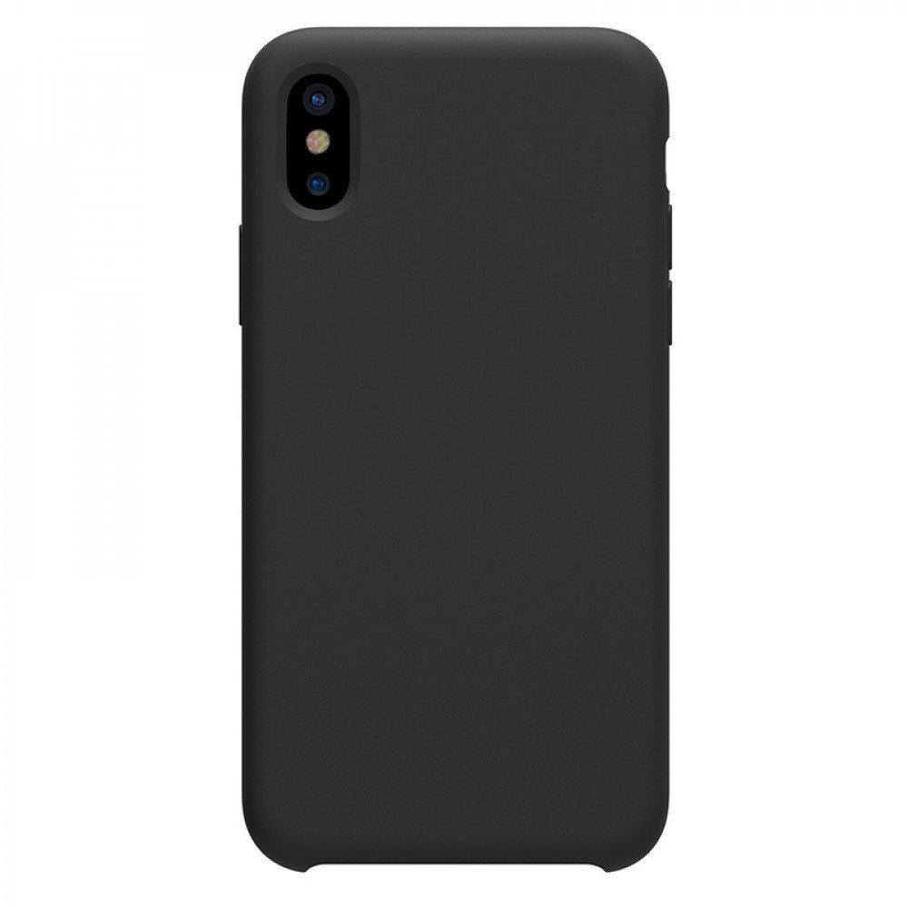 wholesale iphone xs x ten pro silicone hard case black. Black Bedroom Furniture Sets. Home Design Ideas