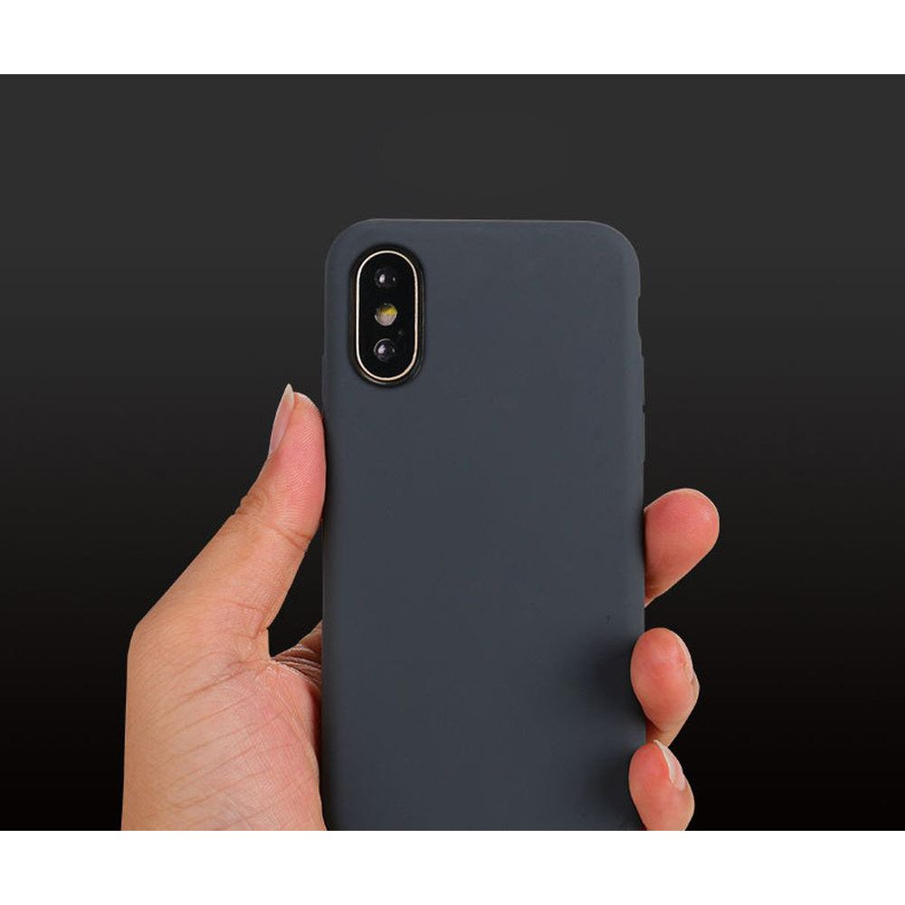 brand new 5cb22 9bed6 Wholesale iPhone Xs / X (Ten) Pro Silicone Hard Case (Black)