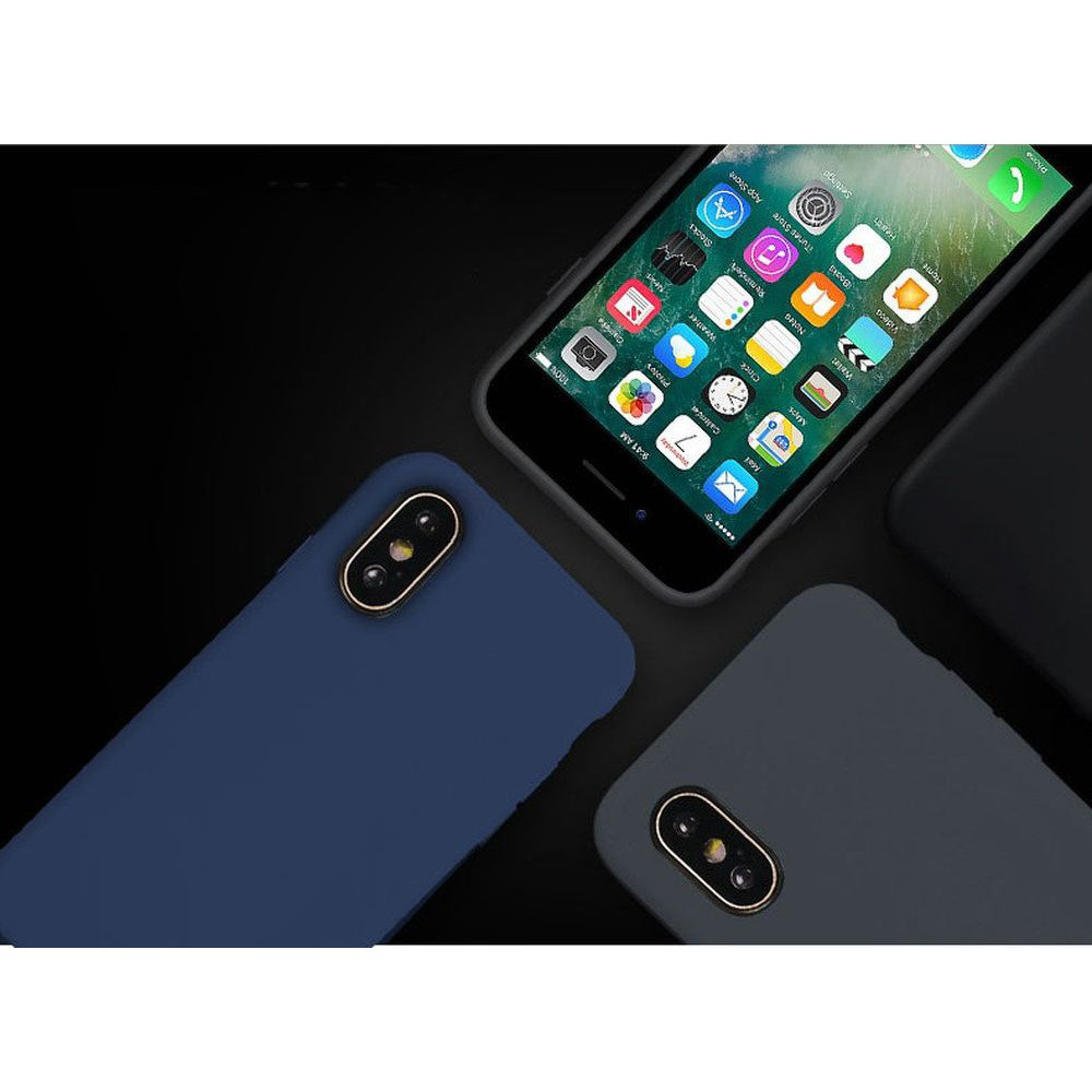 best website 6e170 45245 Wholesale iPhone Xs / X (Ten) Pro Silicone Hard Case (Sky Blue)
