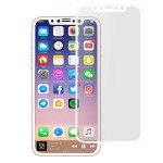 Wholesale iPhone XS / X Tempered Glass Full Screen Protector (Glass White)