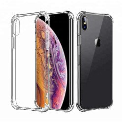 iPhone Xs Max Crystal Clear Transparent Case (Clear)