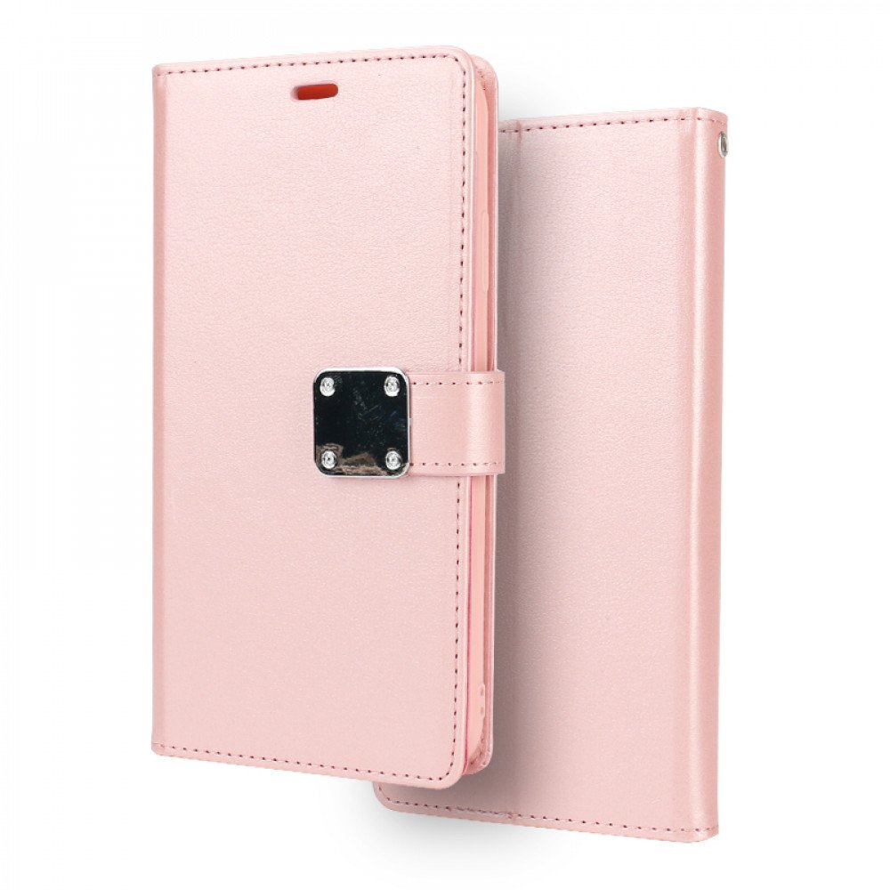 Wholesale Iphone Xr 6 1in Multi Pockets Folio Flip Leather