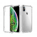iPhone Xr 6.1in Crystal Clear Transparent Case (Clear)