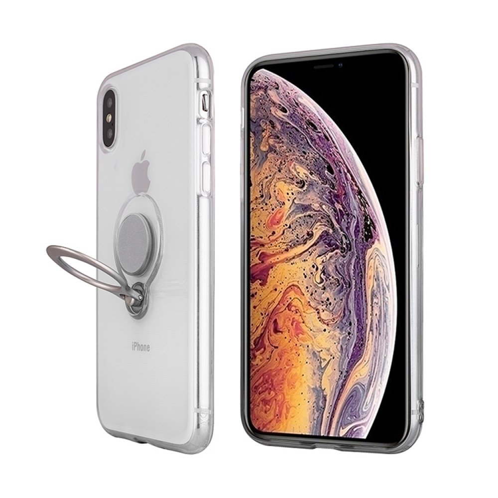 iphone xs case stand ring