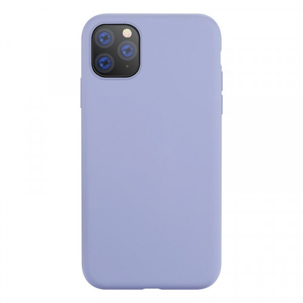 Wholesale iPhone 11 Pro (5.8 in) Full Cover Pro Silicone Hybrid Case (Cornflower Purple)
