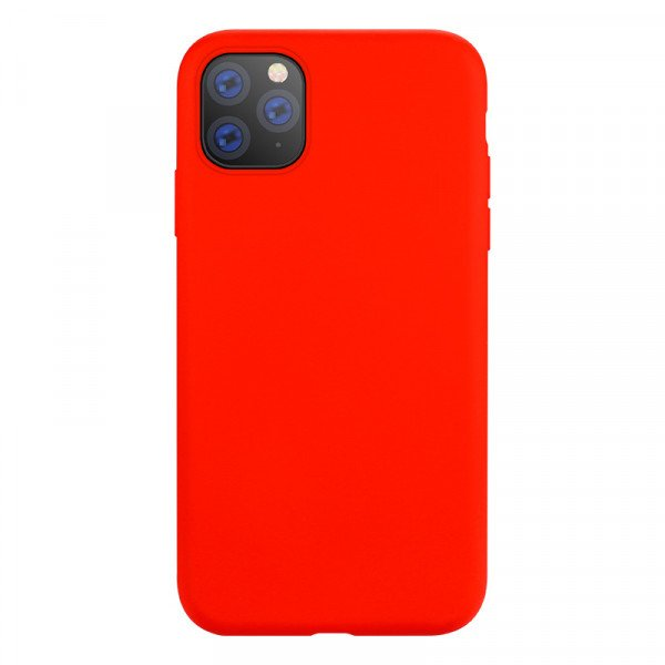 Wholesale iPhone 11 Pro (5.8 in) Full Cover Pro Silicone Hybrid Case (Red)