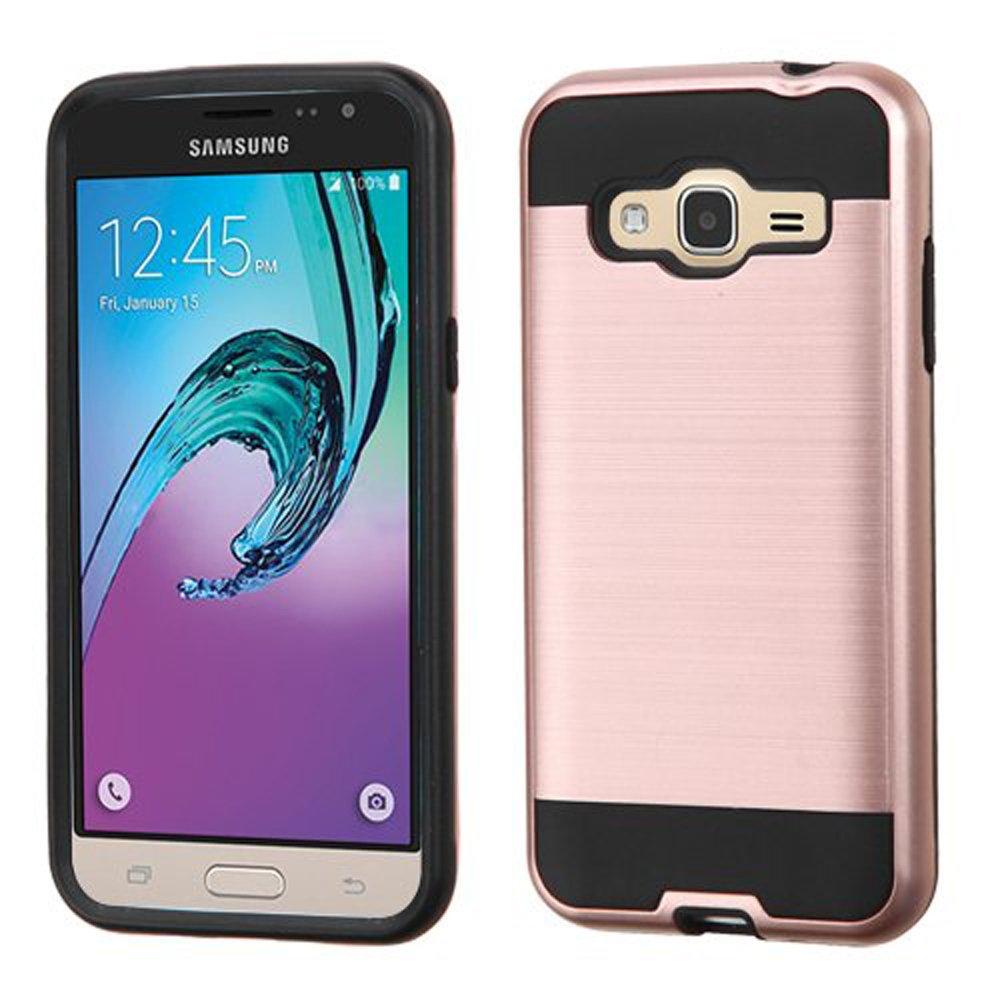 Wholesale Samsung Galaxy J7 2015 Iron Shield Hybrid Case