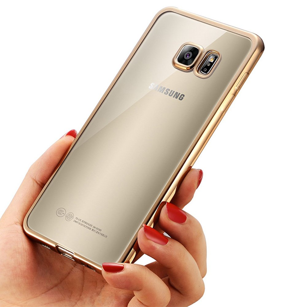 samsung galaxy s6 phone case rose gold