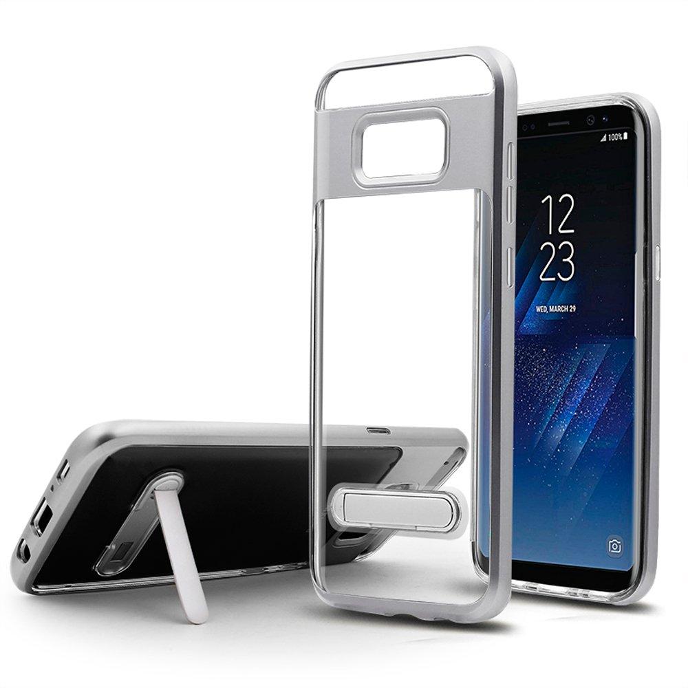 Wholesale Samsung Galaxy S8 Plus Clear Armor Bumper