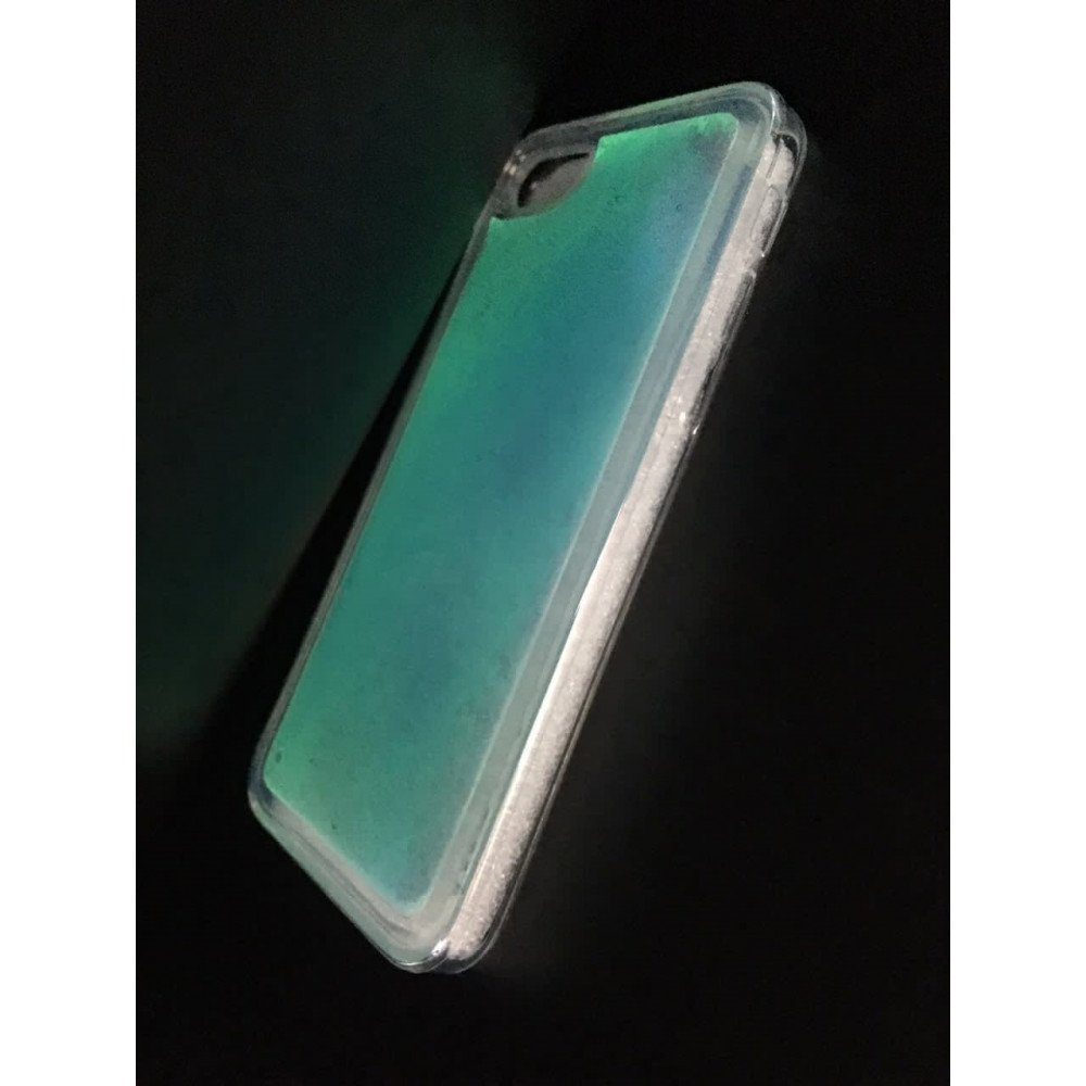 wholesale dealer 0c310 492f3 Wholesale Samsung Galaxy S8 Plus Glow In the Dark Liquid Star Dust Case  (Green)