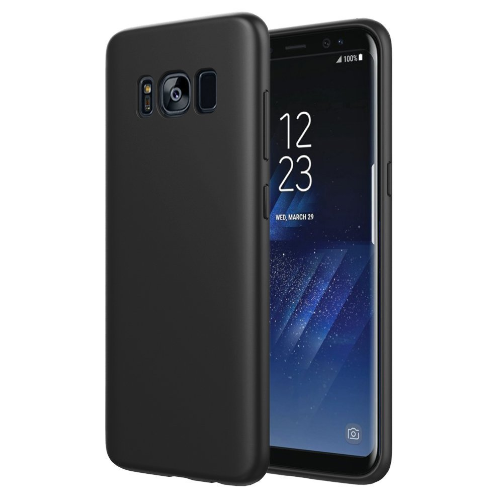 Wholesale Samsung Galaxy S8 Plus Tpu Soft Case Case Black