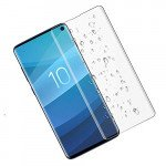 Wholesale Galaxy S9 UV Tempered Glass Full Glue Screen Protector (Clear)