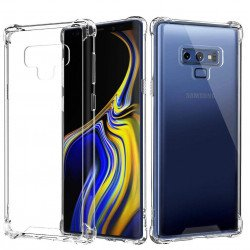 Galaxy Note 9 Crystal Clear Transparent Case (Clear)