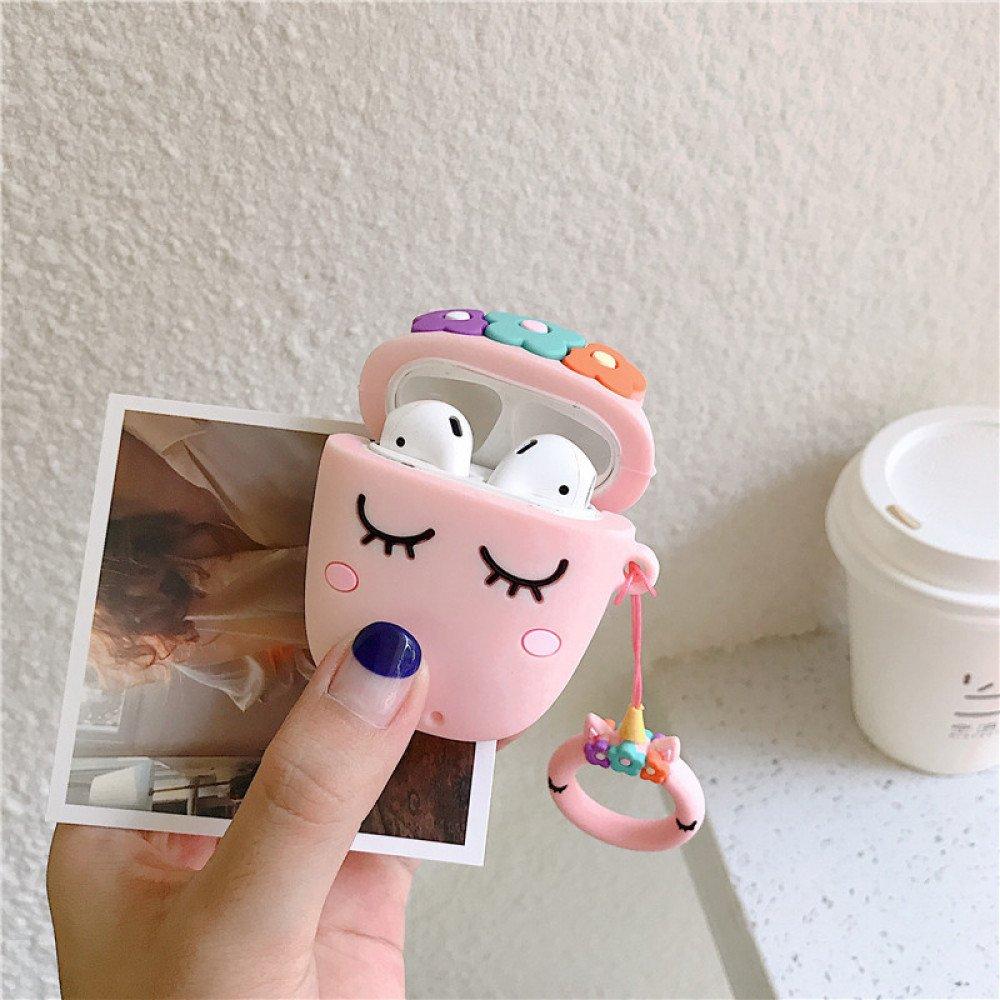 Wholesale Cute Design Cartoon Silicone Cover Skin for