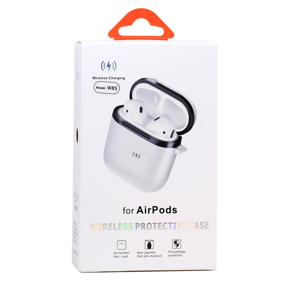 Wholesale AirPods Wireless Charging Cover Case Hard