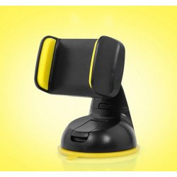 Universal Superb Car Mount Holder (Black Yellow)