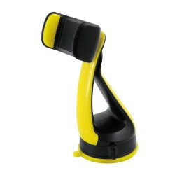 Universal Fashion Car Mount Holder (Black Yellow)