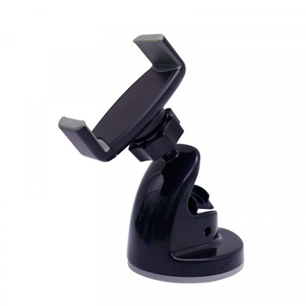 Wholesale Clip Grip Windshield and Dashboard Car Mount Holder for Phone KI-018 (Black)