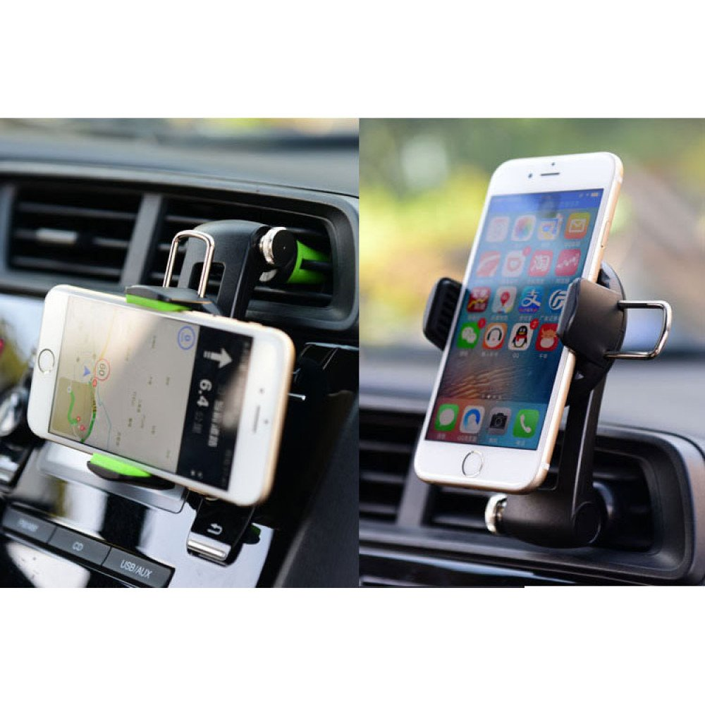 Wholesale Car Mount Phone Holder For Air Vent Fits Iphone Samsung