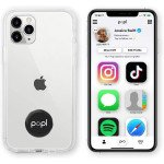 Wholesale New Way to Grow Business - Popl - Digital Business Card & Marketing NFC Tag that Instantly Shares Social Media, Contact, Payment & More for iPhone and Android (Black)