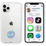Wholesale New Way to Grow Business - Popl - Digital Business Card & Marketing NFC Tag that Instantly Shares Social Media, Contact, Payment & More for iPhone and Android (Prism)