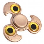 Wholesale Eagle Design Aluminum Metal Fidget Spinner Stress Reducer Toy for Autism Adult, Child (Champagne Gold)