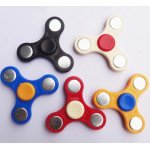 Wholesale Colorful Fidget Spinner Hand Stress Reducer Toy for Anxiety Adult, Child (Mix Color)