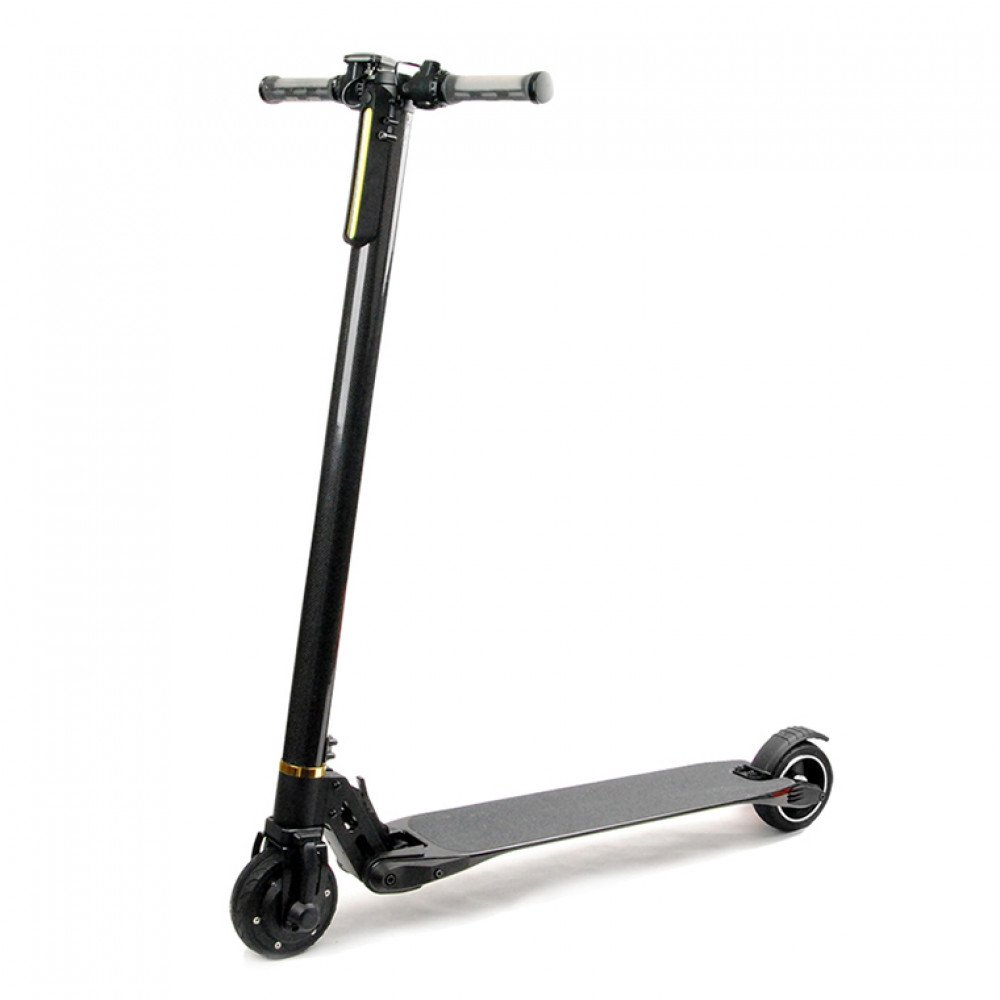 Wholesale Electric Scooter Foldable Portable E Scooter Black