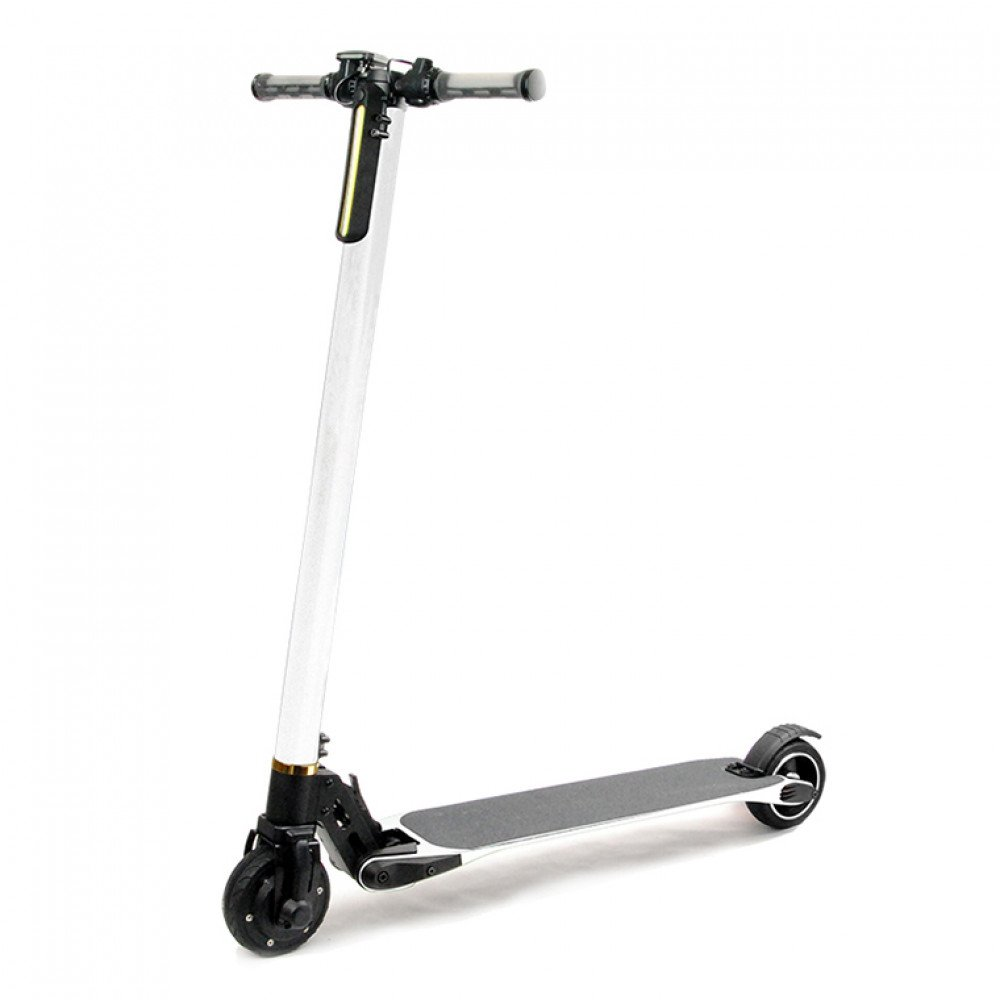 Wholesale Electric Scooter Foldable Portable E Scooter White