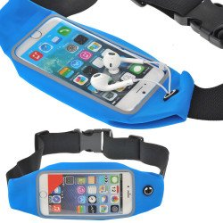 iPhone 6s / 6 4.7 Universal Sports Pouch Belt (Blue)